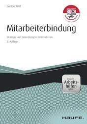 Buch Mitarbeiterbindung 2016