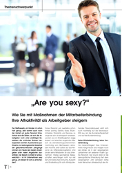 Employer Branding Studien Are you sexy?