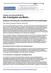 Employer Branding Studien Arbeitgeber als Marke